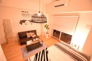 Airbnb代行物件大阪